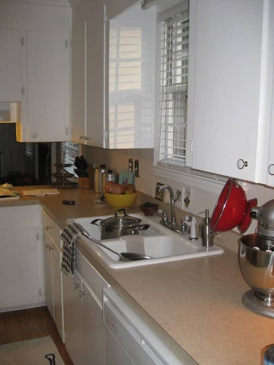 Whitney's Fabulous $50 Budget Kitchen Makeover: gallery image 5