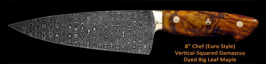 Kramer Knives: Premium Carbon Steel Chef's Knives: gallery image 3