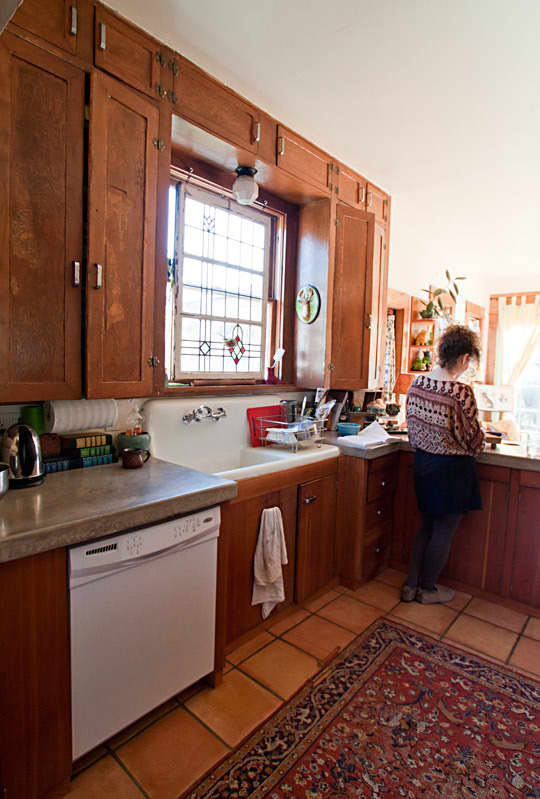 Penelope's Resourceful Kitchen Renovation: gallery image 5