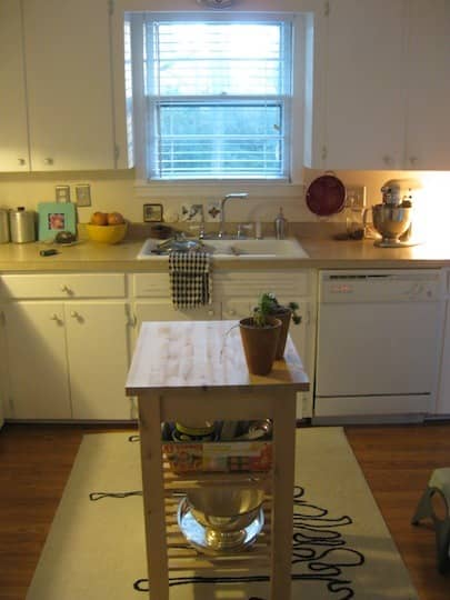 Whitney's Fabulous $50 Budget Kitchen Makeover: gallery image 3