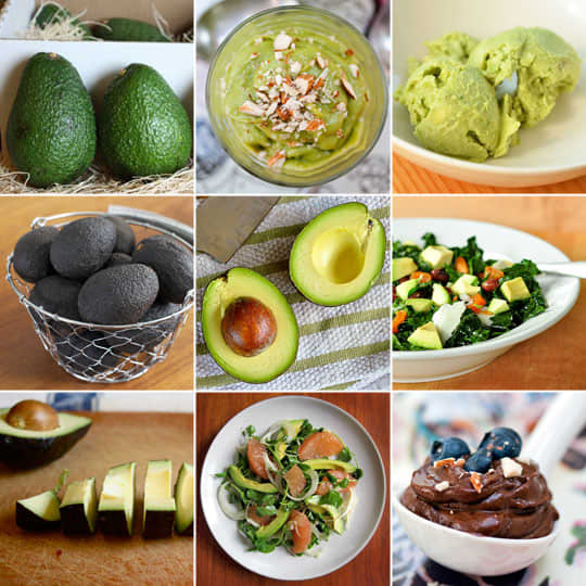 Apricot Pit Apartments: How To Slice, Store & Eat An Avocado: 15 Tips