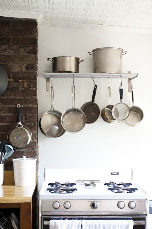 Real Simple's Kristin Appenbrink's Bright Brooklyn Kitchen: gallery image 3