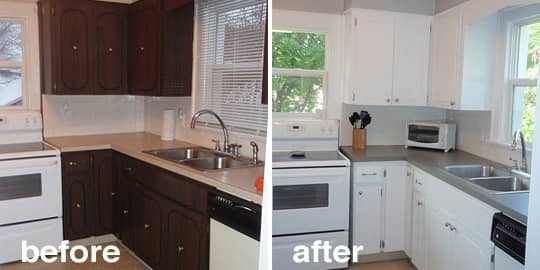 Before & After: 15 Creative Kitchen Renovations: gallery image 7