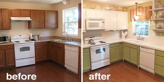 Before & After: 15 Creative Kitchen Renovations: gallery image 2