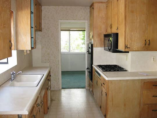 Before & After: Modernizing a 1950's Bungalow Kitchen: gallery image 5