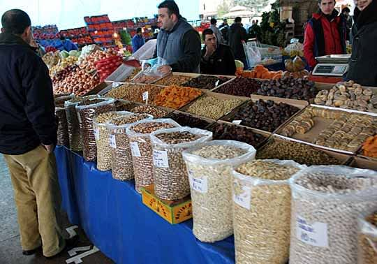 Fresh Finds: Scenes from a Turkish Produce Market: gallery image 4