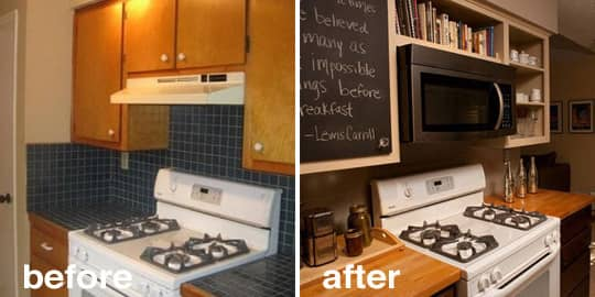 Before & After: 15 Creative Kitchen Renovations: gallery image 13