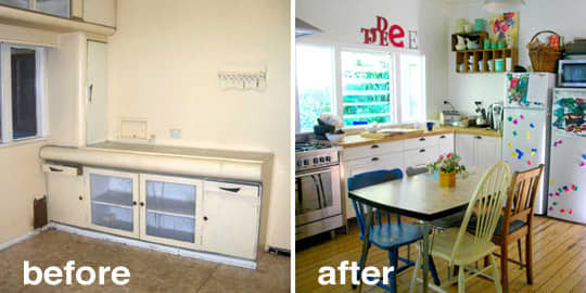 Before & After: 15 Creative Kitchen Renovations: gallery image 10