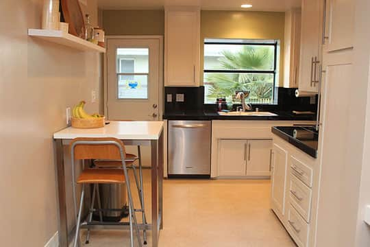 Before & After: Modernizing a 1950's Bungalow Kitchen: gallery image 7