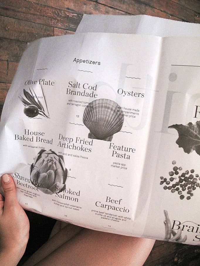 Art of the Menu: The Underrated Creativity of Menus From Around the World: gallery image 5