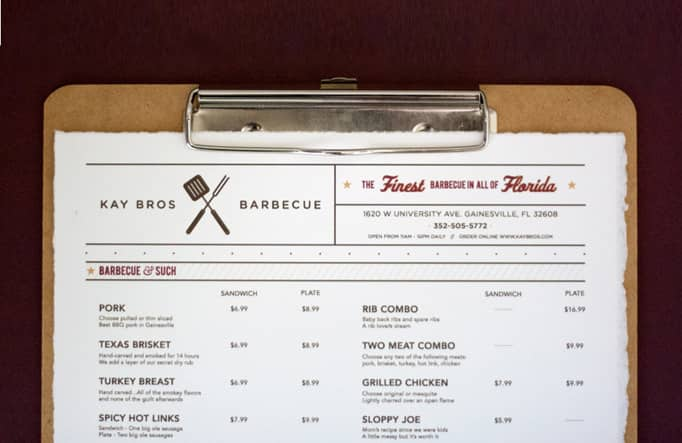 Art of the Menu: The Underrated Creativity of Menus From Around the World: gallery image 3