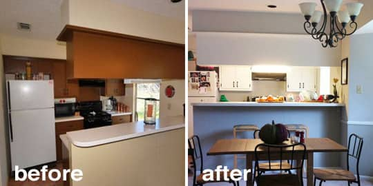 Before & After: 15 Creative Kitchen Renovations: gallery image 4