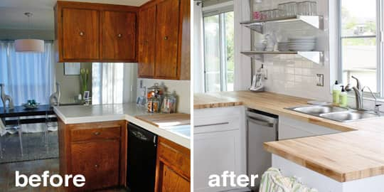 Before & After: 15 Creative Kitchen Renovations: gallery image 14