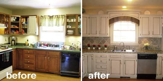 Before & After: 15 Creative Kitchen Renovations: gallery image 3