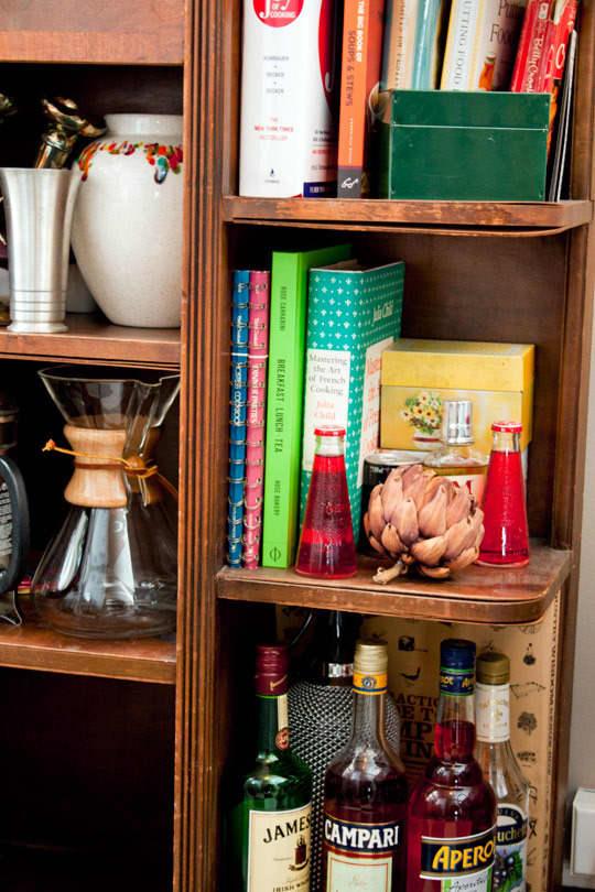 Clara's Sweet & Stylish Rental Kitchen: gallery image 17
