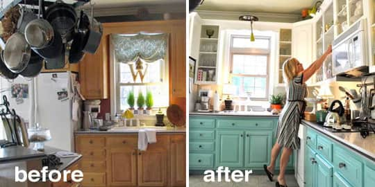 Before & After: 15 Creative Kitchen Renovations: gallery image 5