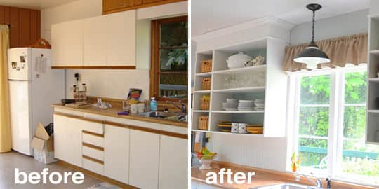 Before & After: 15 Creative Kitchen Renovations: gallery image 6