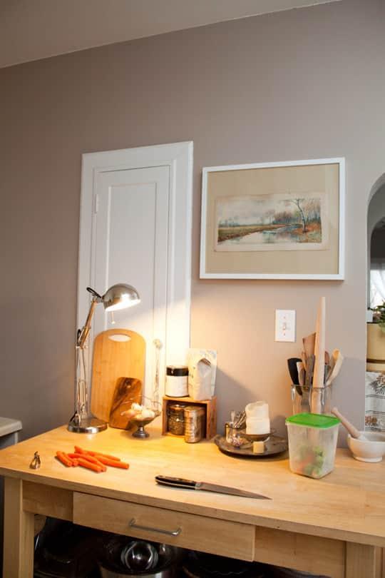 Clara's Sweet & Stylish Rental Kitchen: gallery image 22