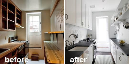 Before & After: 15 Creative Kitchen Renovations: gallery image 1