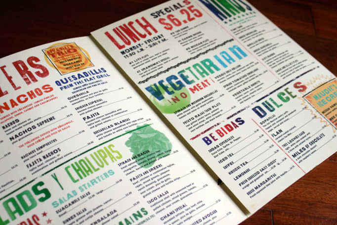 Art of the Menu: The Underrated Creativity of Menus From Around the World: gallery image 4