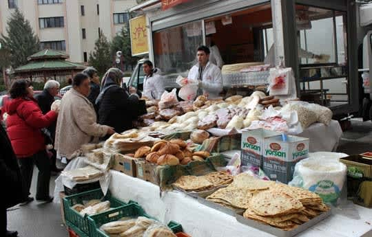 Fresh Finds: Scenes from a Turkish Produce Market: gallery image 2