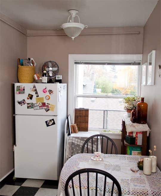 Clara's Sweet & Stylish Rental Kitchen: gallery image 14