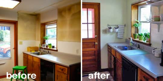 Before & After: 15 Creative Kitchen Renovations: gallery image 15