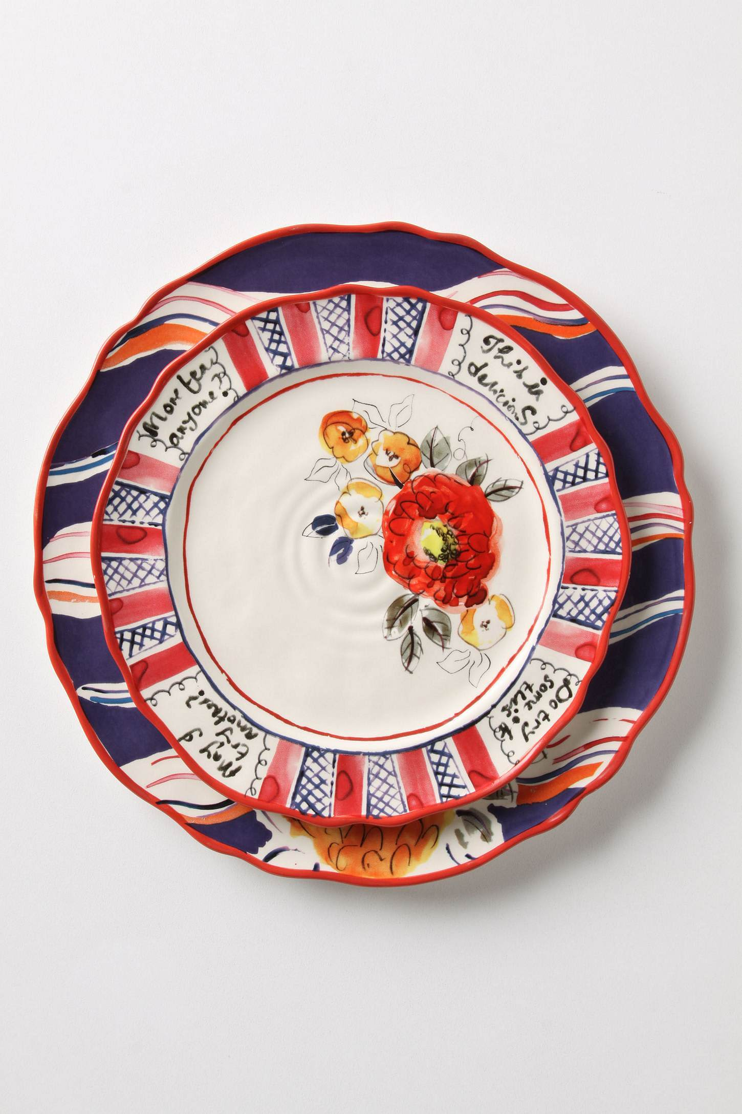 10 Sources for Colorful Dinnerware: gallery image 8