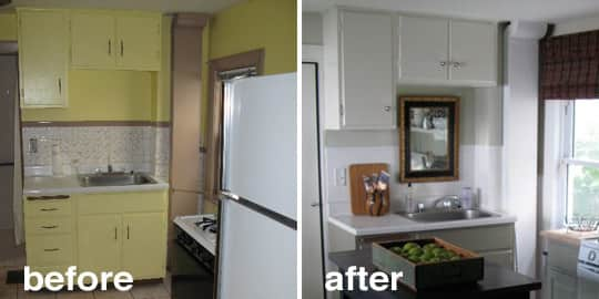 Before & After: 15 Creative Kitchen Renovations: gallery image 8