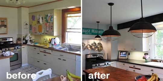 Before & After: 15 Creative Kitchen Renovations: gallery image 11