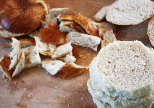 Scandinavian-Inspired Recipe: Avocado & Bacon Club Sandwich Cake: gallery image 1