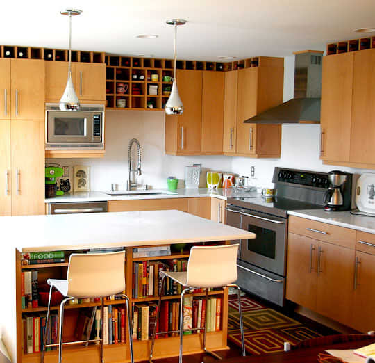 Alison & Kevin's Floor-to-Ceiling Kitchen Remodel in Seattle: gallery image 1