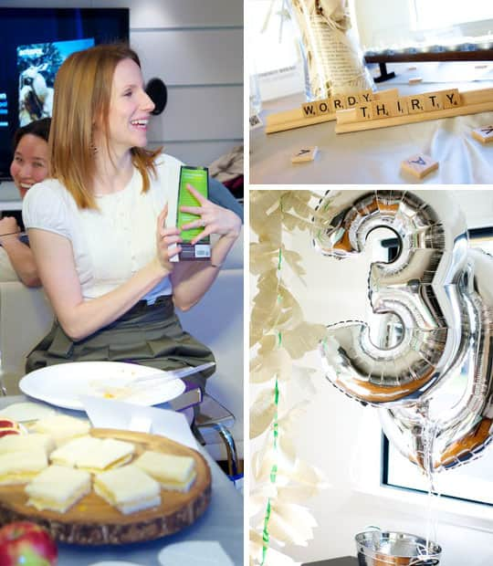 Wordy Thirty: A Literary Food-Themed Dinner Party: gallery image 1