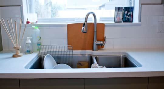 All About: Double Bowl Sinks: gallery image 1