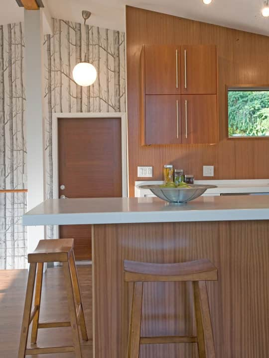Before & After: Midcentury Kitchen Makeover: gallery image 5