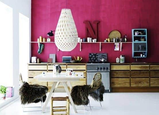 Valentine's Day Year Round: Hot Pink in the Kitchen: gallery image 2