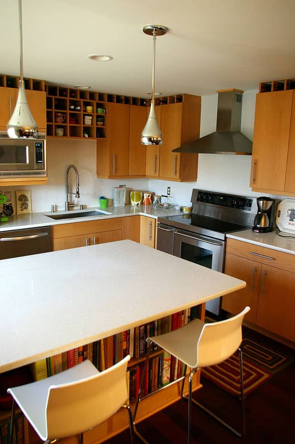 Alison & Kevin's Floor-to-Ceiling Kitchen Remodel in Seattle: gallery image 7