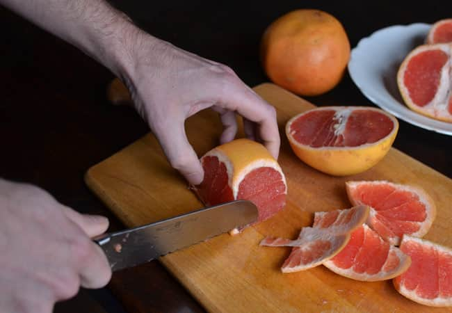 How To Cut a Grapefruit In Segments for Easier Enjoyment: gallery image 6