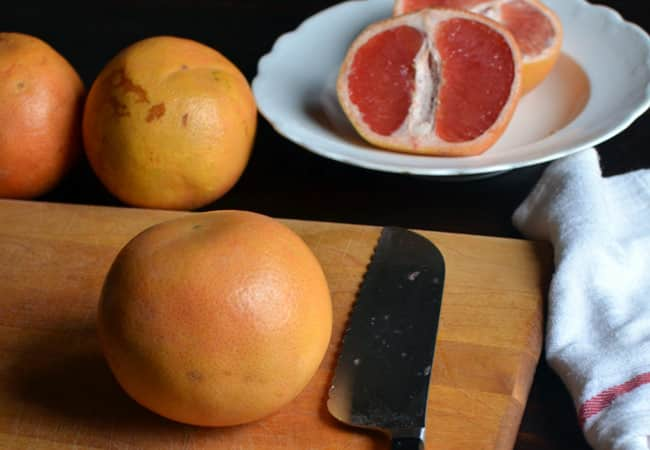 How To Cut a Grapefruit In Segments for Easier Enjoyment: gallery image 2