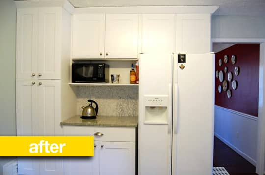 Before & After: A Gutted Kitchen Makeover: gallery image 3