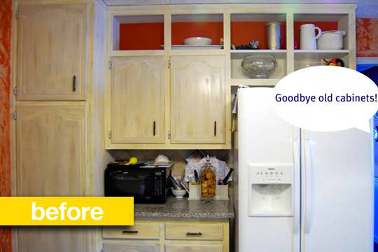 Before & After: A Gutted Kitchen Makeover: gallery image 2