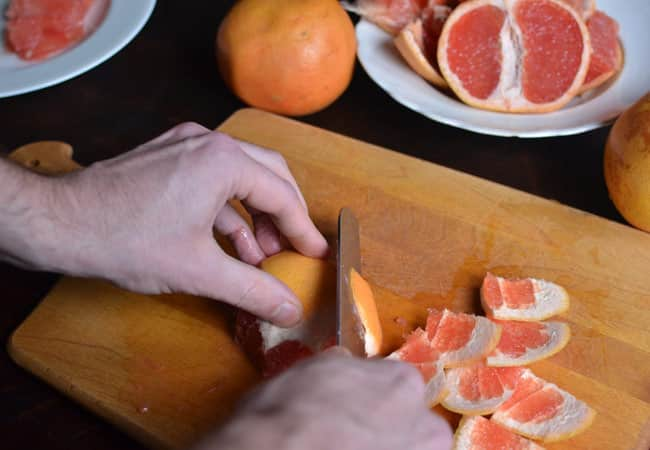 How To Cut a Grapefruit In Segments for Easier Enjoyment: gallery image 5