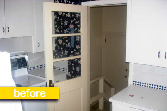 Before & After Renovation: A Granny Kitchen Goes Modern: gallery image 2