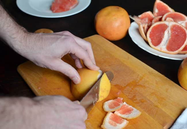 How To Cut a Grapefruit In Segments for Easier Enjoyment: gallery image 4