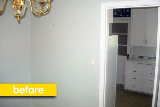 Before & After Renovation: A Granny Kitchen Goes Modern: gallery image 3