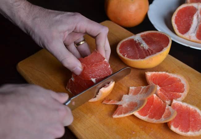 How To Cut a Grapefruit In Segments for Easier Enjoyment: gallery image 7