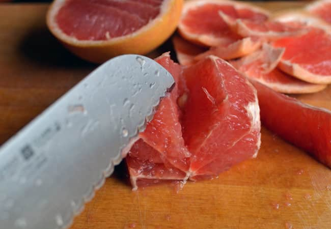 How To Cut a Grapefruit In Segments for Easier Enjoyment: gallery image 10