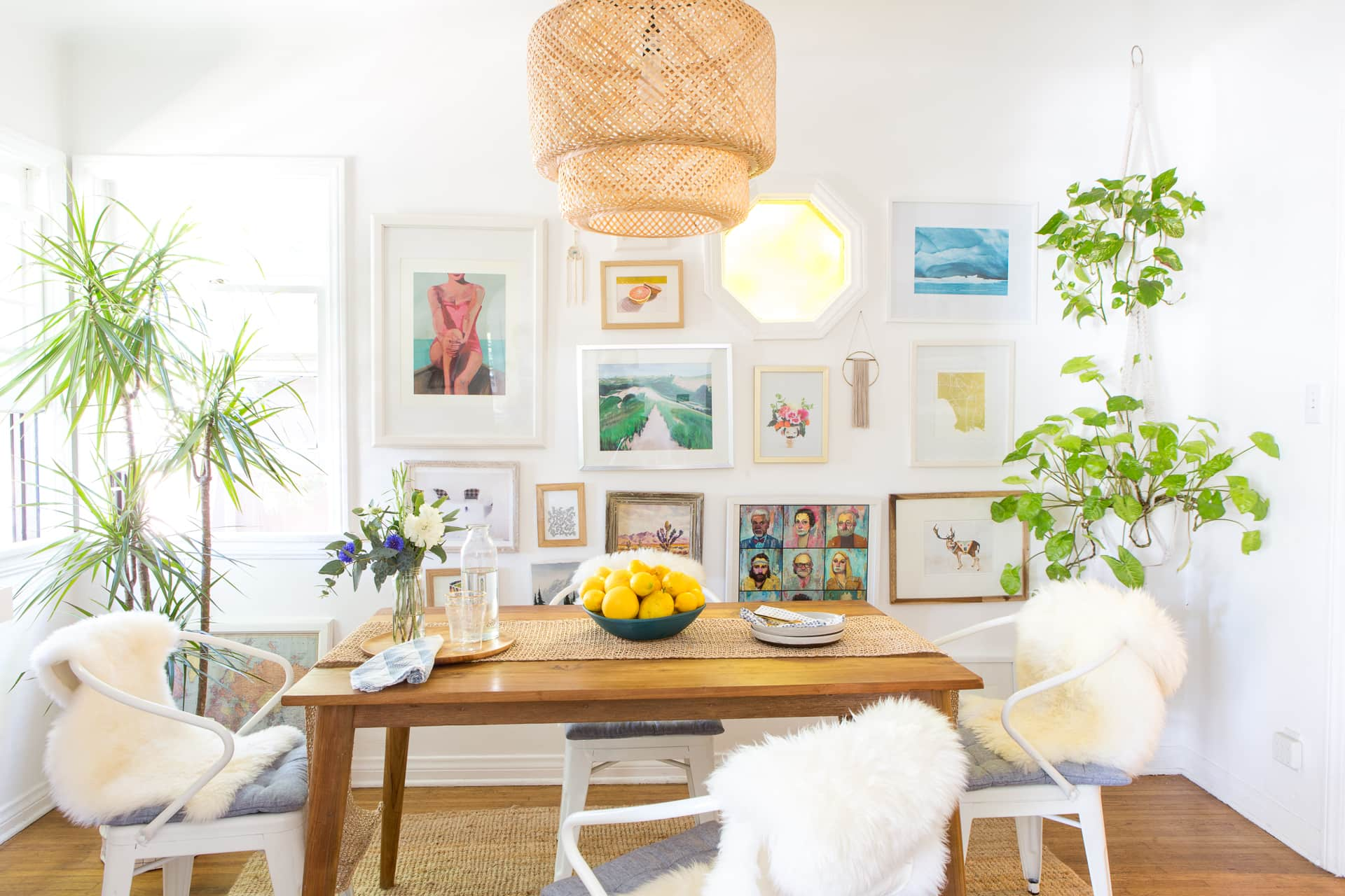 The Right Height For Dining Room Lighting