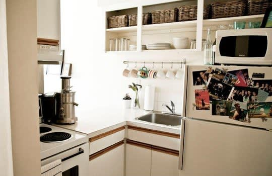 Real People, Real Kitchens: 15 Small Cool Kitchens You Won't Want to Miss: gallery image 1