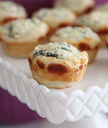 Classic Party Food: 3 Takes on Spinach Dip: gallery image 3
